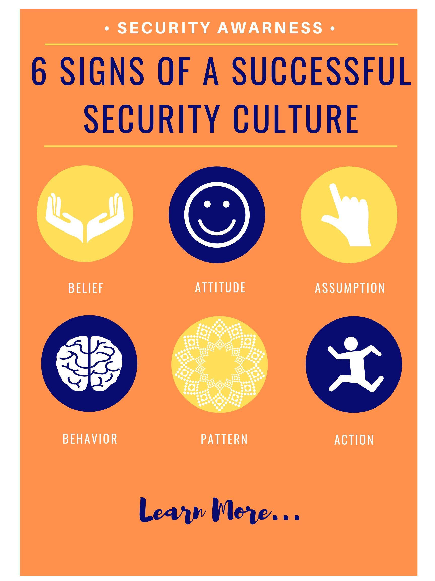 security awareness culture