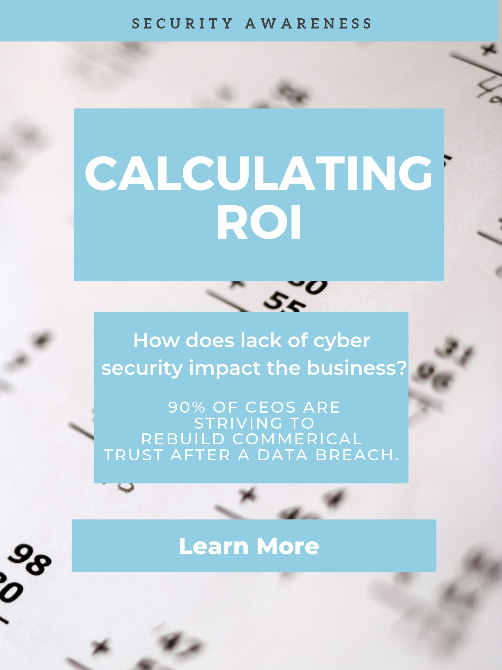 calculating ROI on Security Awareness Training