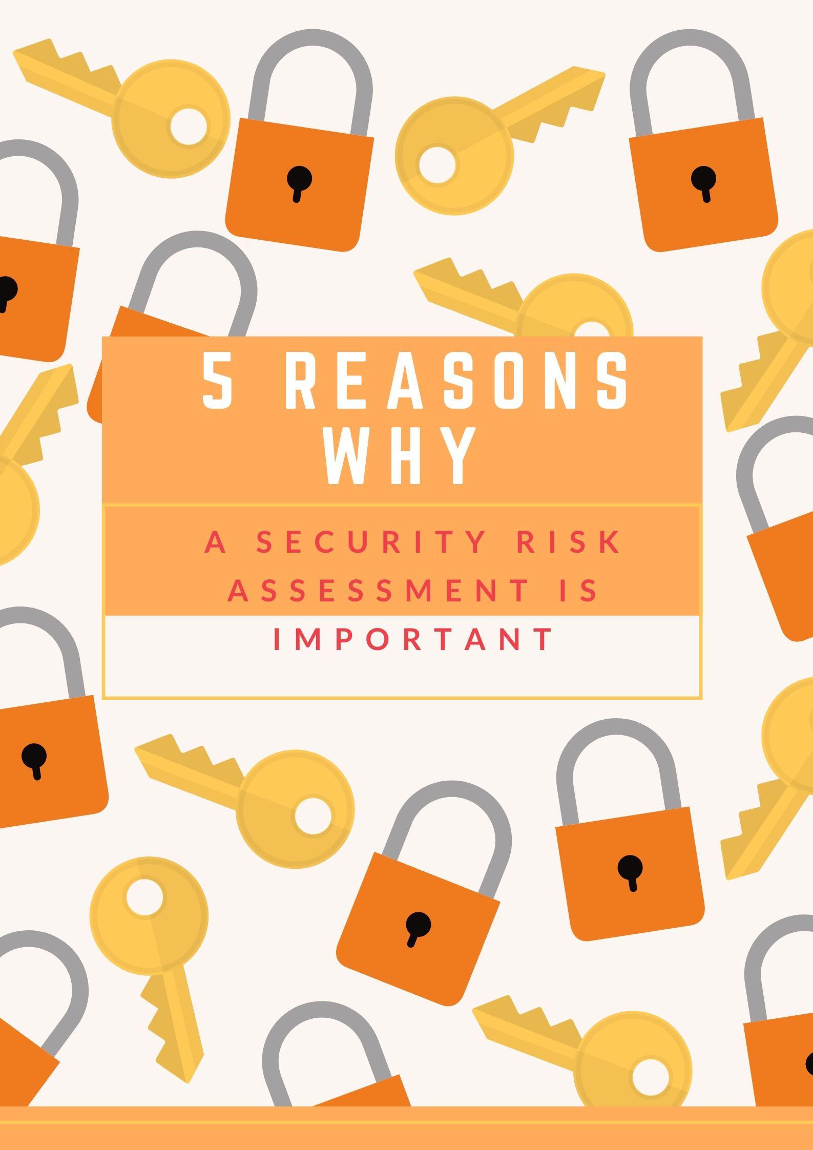 security risk assessment