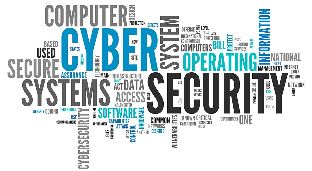 Cyber Security words
