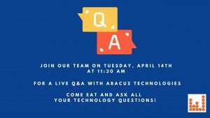 Q & A with Abacus Technolgies